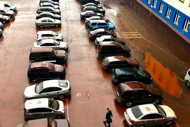 В России прошел кровавый дождь