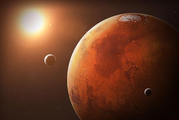 Отказ от секса и потомства: ученые рассказали, как будут жить первые люди на Марсе