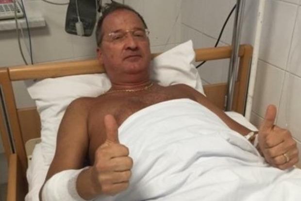 Покушение на Радковского: стреляли из пистолета Марголина, пуля засела в позвоночнике