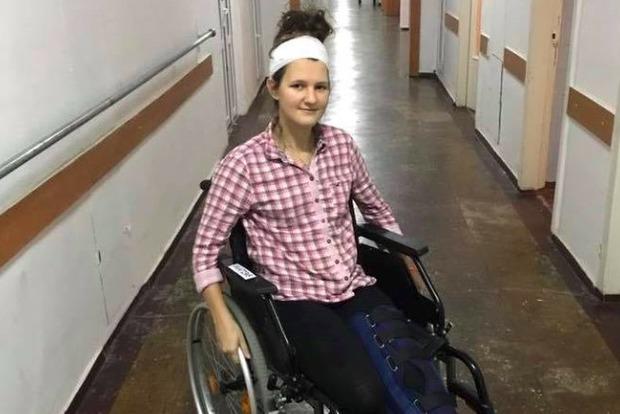 Страшное ДТП в Харькове: пострадавшая рассказала о своем состоянии
