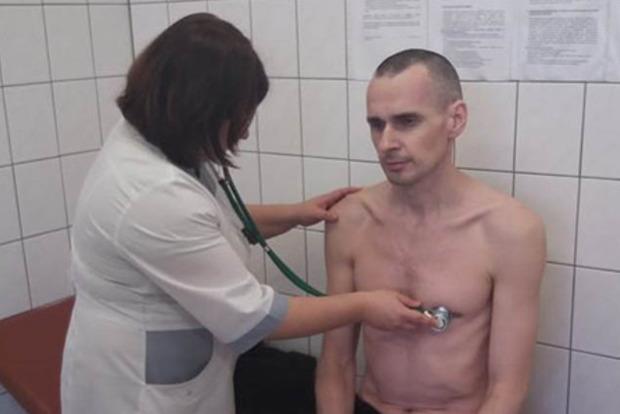 У Сенцова почалася гіпоксія - адвокат