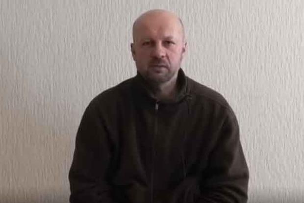 Стало известно имя бойца ВСУ, попавшего в плен боевиков