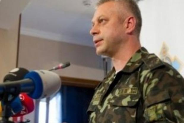 Сутки в АТО. Двое украинских военных погибли, шестеро ранены