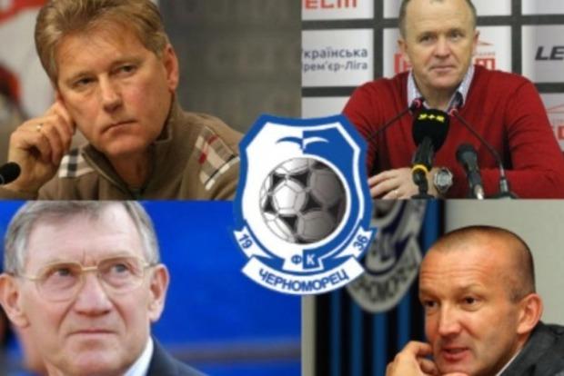 Дулуб стал четвертым тренером «Черноморца», при котором команда обыграла «Динамо»