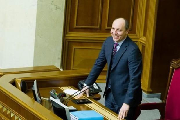 Глава Минюста пообещал Парубию скоро внести в Раду законопроект о НАПК