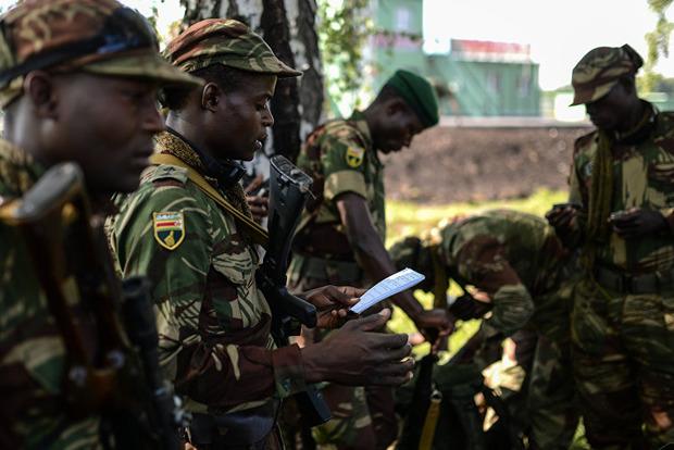 Военные Зимбабве отрицают госпереворот, но власть захватили