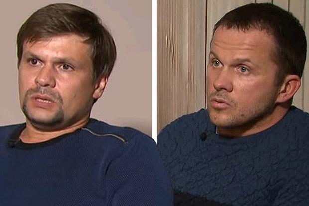 Отравление Скрипаля: у любителей шпилей Боширова и Петрова был сообщник