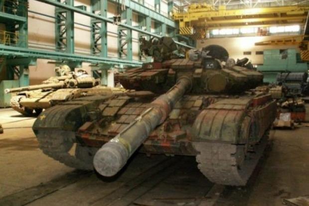 Украинская армия пополнится 93 танками