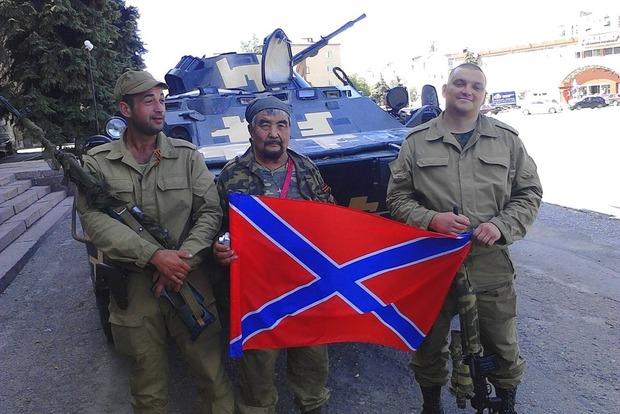 «Заяц попался»: Бойцы ВСУ взяли в плен российского наемника