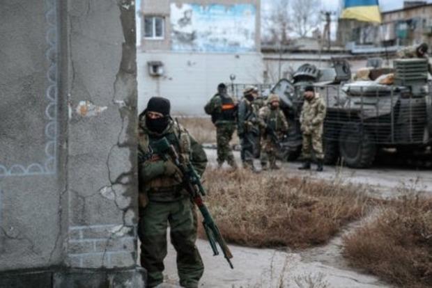 Оккупанты возле Бахмутки понесли огромные боевые потери