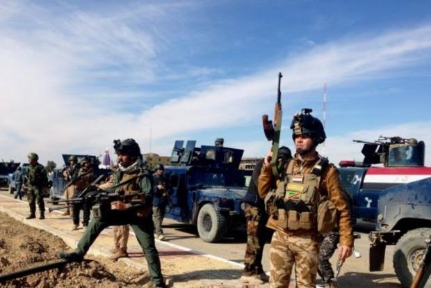 Иракские войска заявили о полном освобождении Эль-Фаллуджи от ИГИЛ