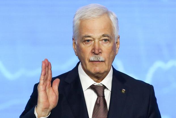 В РФ пригрозили ответной реакцией боевиков из-за желания Украины вернуть Донбасс