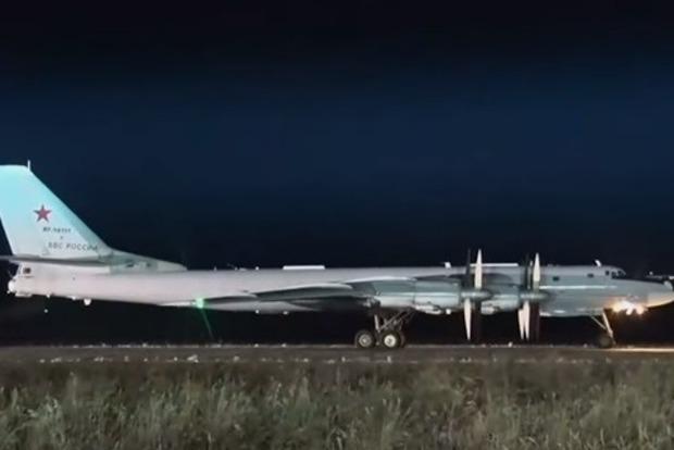 Обнародовано видео запуска Путиным баллистических ракет