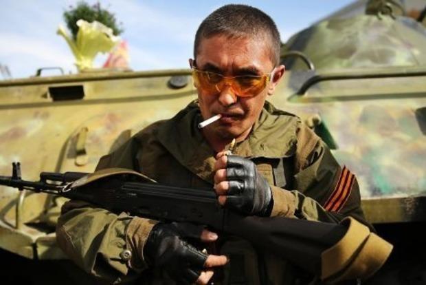 Разнесли вражеское кубло: ВСУ уничтожили позицию боевиков в заброшенном доме