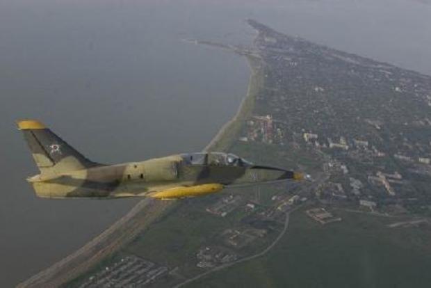 Пилоты упавшего в Азовское море самолета Л-39 погибли