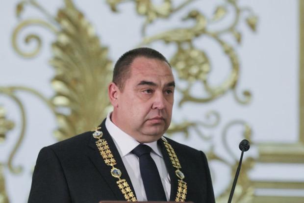Плотницкий озвучил условия возвращения ЛНР в состав Украины