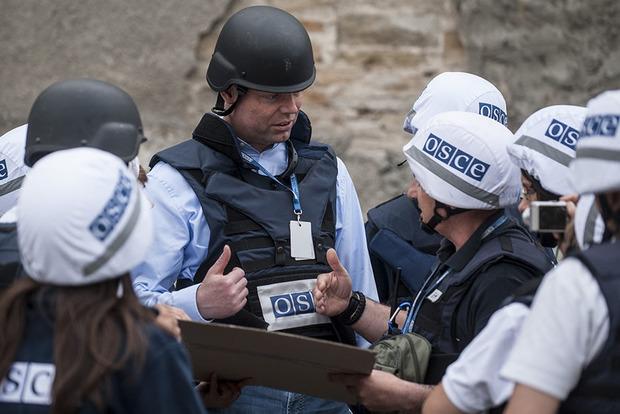 ОБСЕ официально признала присутствие российских войск на Донбассе