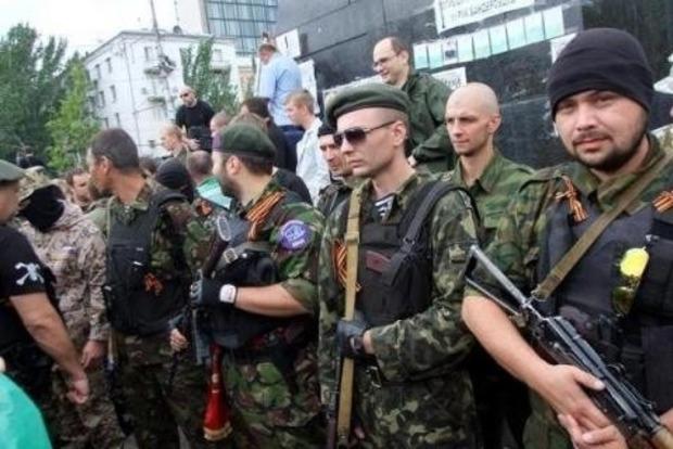 В Донецкой области на блокпосту задержали боевика «Оплота»