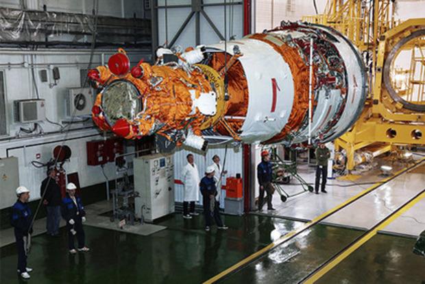 Российский спутник «Ресурс-П» сломался в космосе