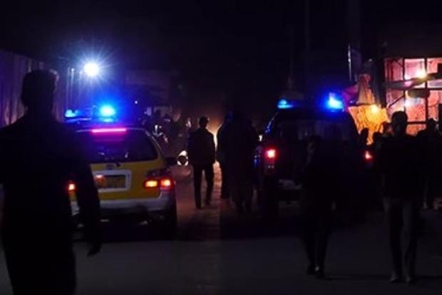 В Кабуле возле военного госпиталя прогремел взрыв