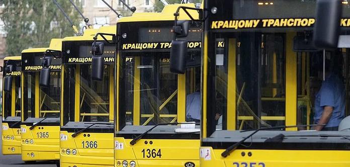 Полная бесхозяйственность: Половина автобусов