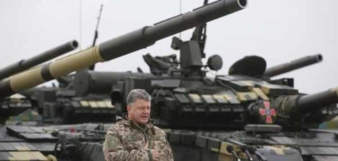 За три года армия Украины получила 16 тыс вооружений