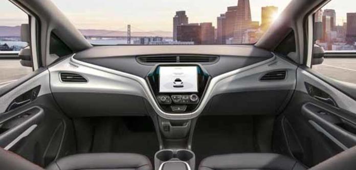 General Motors показал авто без педалей и руля