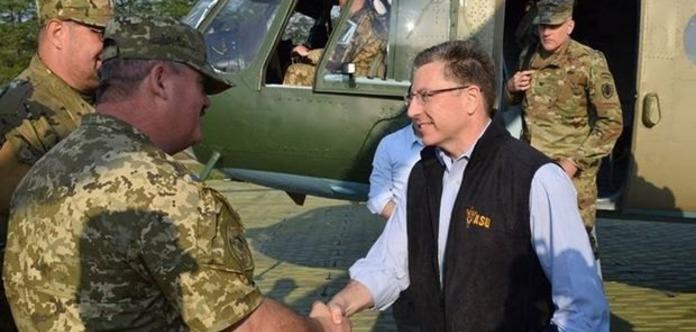 Волкер: Инициатива Путина по миротворцам вызовет разделение Украины