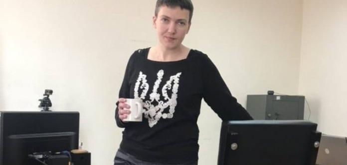 Савченко в СІЗО пройшла детектор брехні