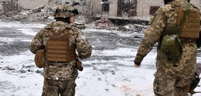 На Донбасі п'яні бойовики вигукують лайливі гасла і погрожують бійцям ЗСУ