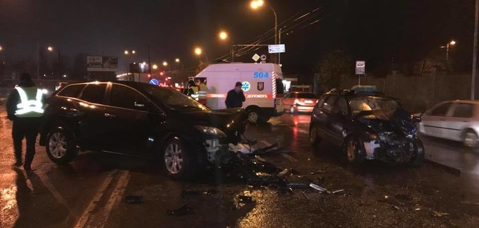 П'яний київський поліцейський вбив людину в ДТП