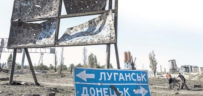 На блокпосту на Донбассе полицейский выстрелом остановил авто