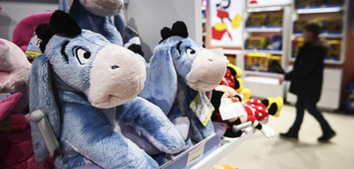 Ученые обнаружили опасность детских игрушек
