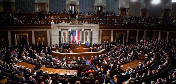 Палата представителей Конгресса США одобрила помощь Украине в $350 млн