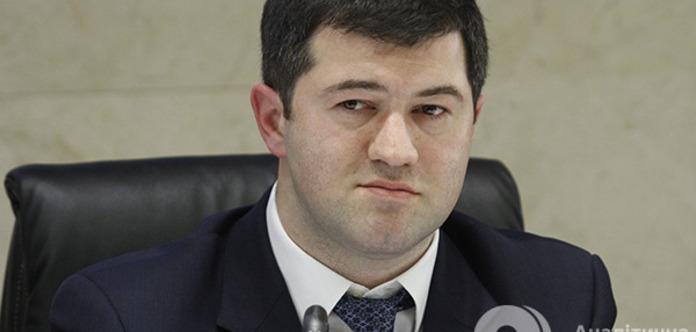 Насиров просит восстановить его на должности главы ГФС и выплатить зарплату