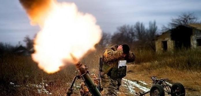 Бойовики обстріляли ЗСУ з артилерії. Поранений один боєць