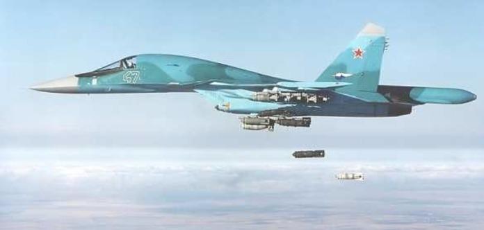 Коалиция обвинила Россию в авиаударах по повстанцам в Сирии