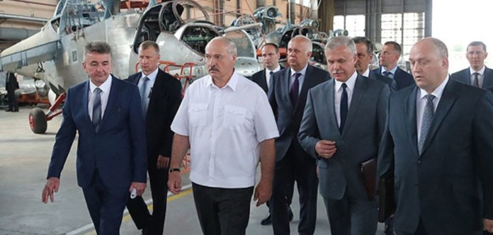 Отныне государственное: Лукашенко национализирует наполовину украинский завод