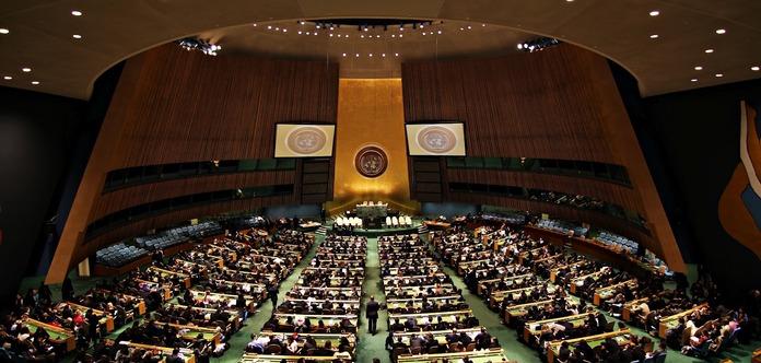 «Удивляет позиция стран»: оккупанты ответили на резолюцию ООН