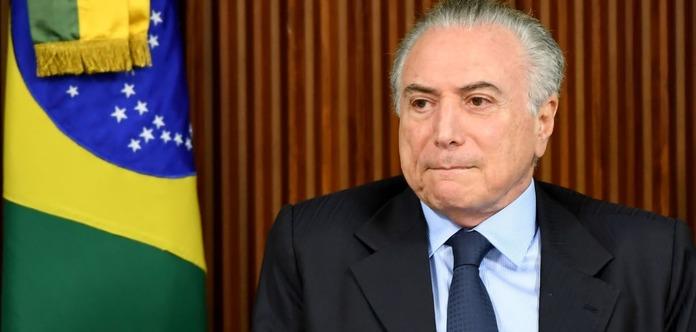 Бразильського президента і шістьох провідних політиківі країни звинуватили в корупції