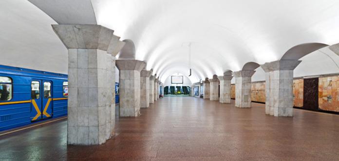Завтра у Києві закриють станцію метро «Майдан Незалежності»