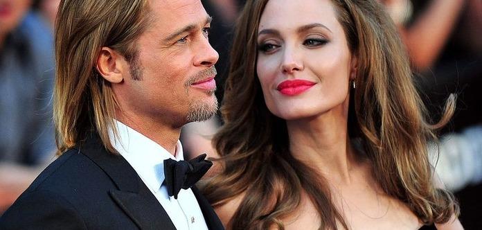 Джоли и Питт на год отложили развод