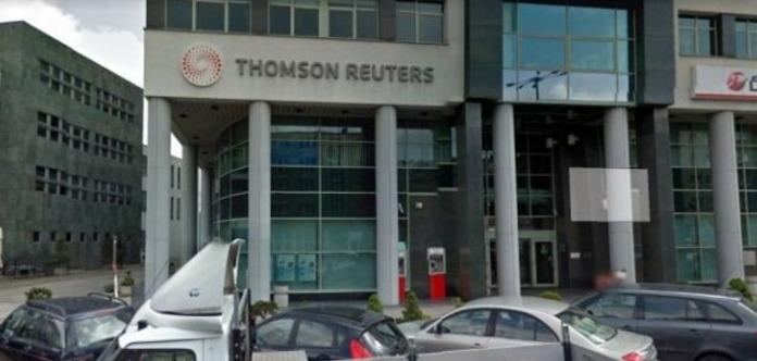 Білорус відкрив стрілянину в офісі Reuters