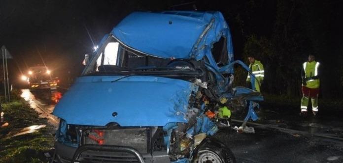 Двое украинцев погибли в результате ДТП с автобусом в Словакии