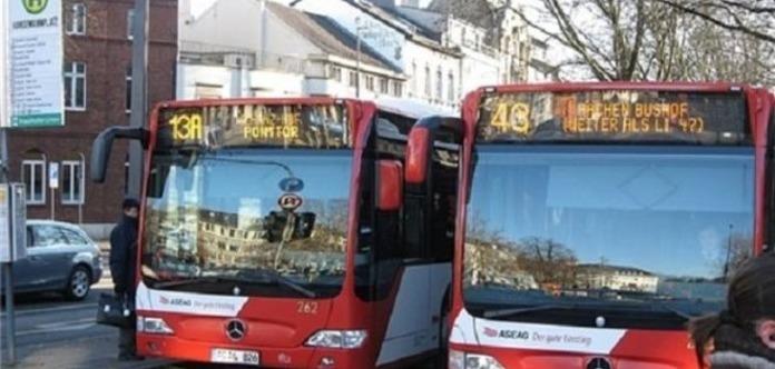 Громадський транспорт у Німеччині зроблять безкоштовним