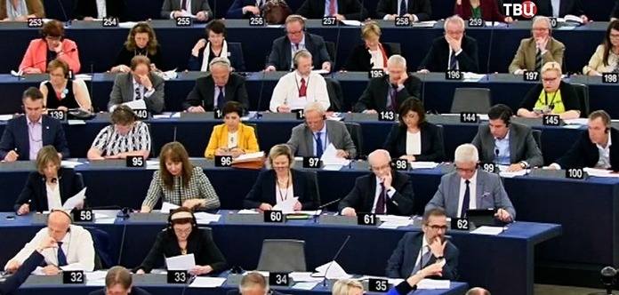 46 депутатов Европарламента подписали бойкот ЧМ по футболу в России