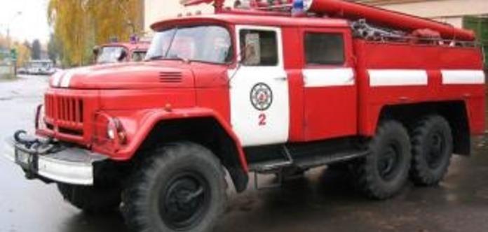 Сильнейший пожар в Донецке: пылают склады на шахтах