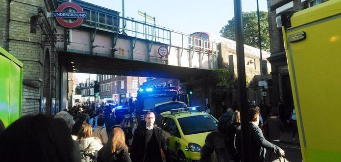 У Лондонському метро прогримів потужний вибух, є постраждалі