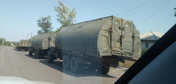 Спостерігачі ОБСЄ побачили колони техніки в «ЛНР»