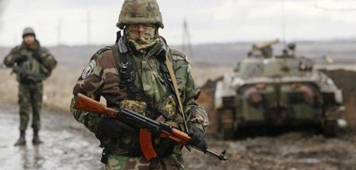 Из подразделений сил АТО на Донбассе пропал военный